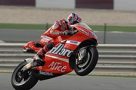 Casey Stoner, Ducati, Qatar MotoGP 2007