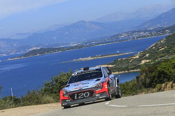 Thierry Neuville, Hyundai, WRC France 2016