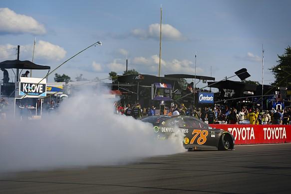 Martin Truex Jr wins NASCAR Watkins Glen