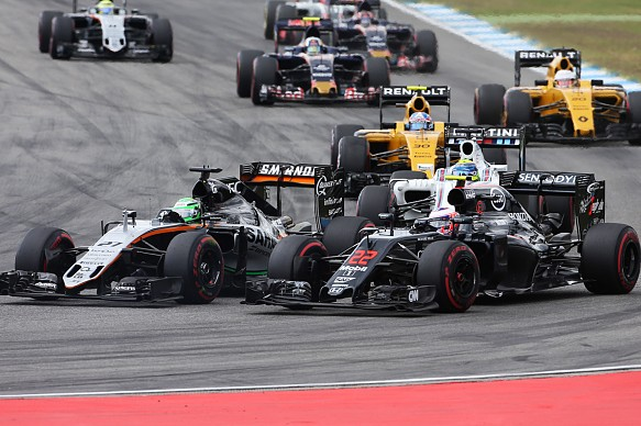 McLaren 'the spoiler' in Force India and Williams's 2016 F1 battle - F1 news - AUTOSPORT.com