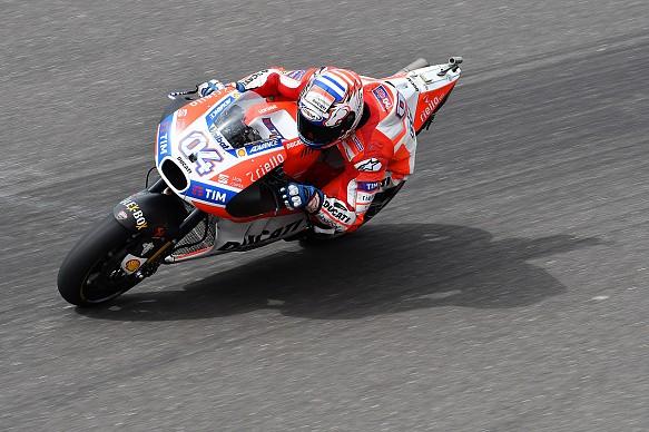 Andrea Dovizioso Ducati MotoGP 2017