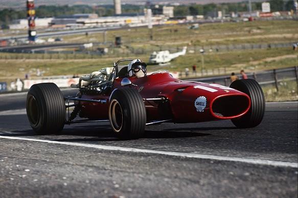 Chris Amon, 1968 Spanish GP