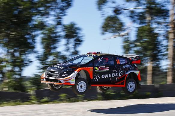Mads Ostberg WRC Portugal 2017