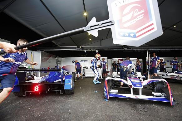 Andretti car swap, Hong Kong Formula E 2016