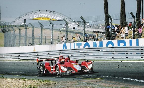 Neil Cunningham, Le Mans 2006