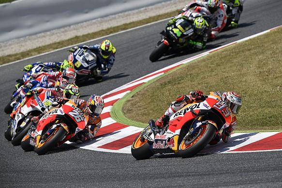 Marc Marquez MotoGP Honda 2016