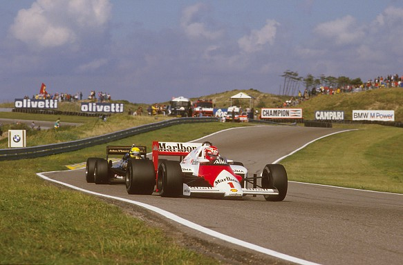 Dutch Grand Prix 1985 Zandvoort