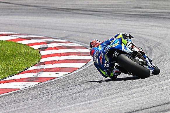 Maverick Vinales MotoGP Suzuki 2016