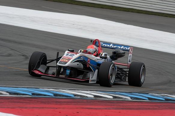 Pietro Fittipaldi, Fortec, European F3 2015