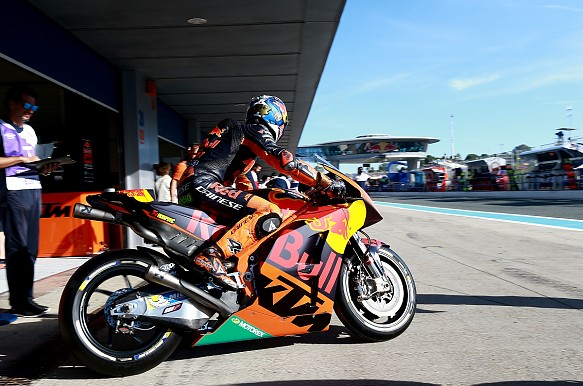 Pol Espargaro, KTM, Jerez MotoGP 2017