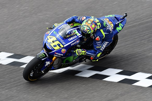 Valentino Rossi, Yamaha, Argentina MotoGP 2017