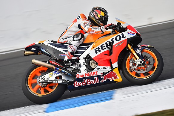 Dani Pedrosa MotoGP testing 2017 Honda