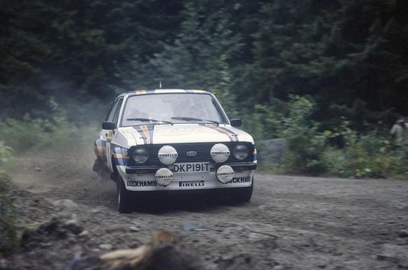 Ari Vatanen 1981 1000 Lakes