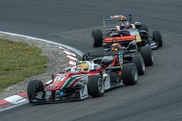 Maximilian Gunther, Prema, Zandvoort European F3 2016