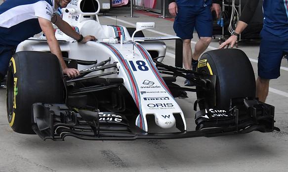 Williams updates