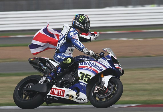 Cal Crutchlow wins Silverstone World Superbikes 2010