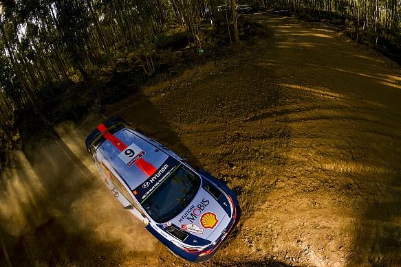 Dani Sordo Hyundai WRC Portugal 2017