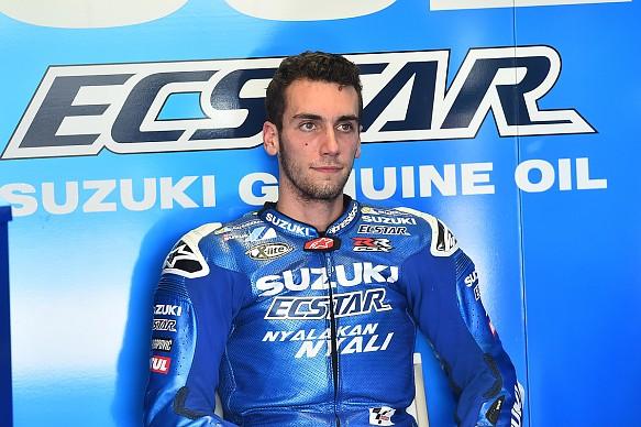 Rins, Suzuki, testing