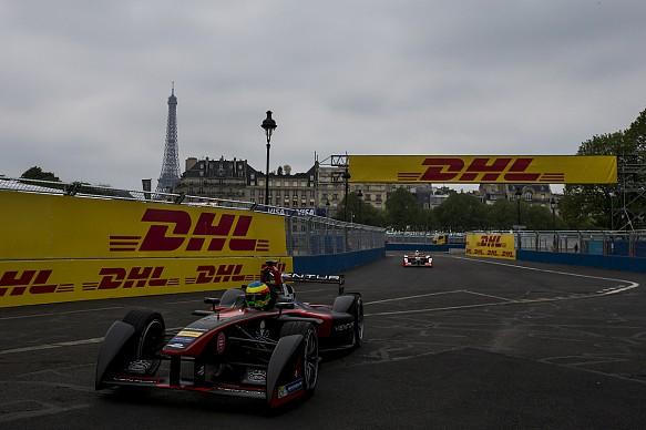 Mike Conway, Venturi, Paris Formula E 2016