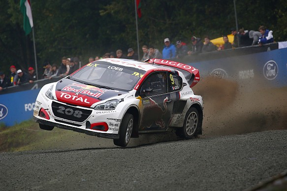 Peugeot World RX