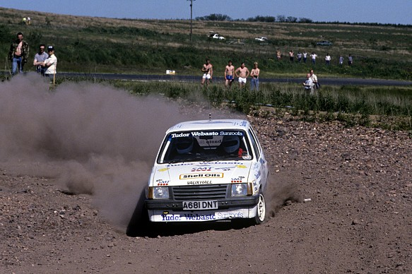 Colin McRae Nova Scottish Rally 1988