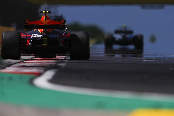 Red Bull Hungarian Grand Prix 2017