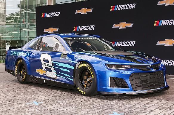 2018 Chevrolet Camaro ZL1 NASCAR Cup car