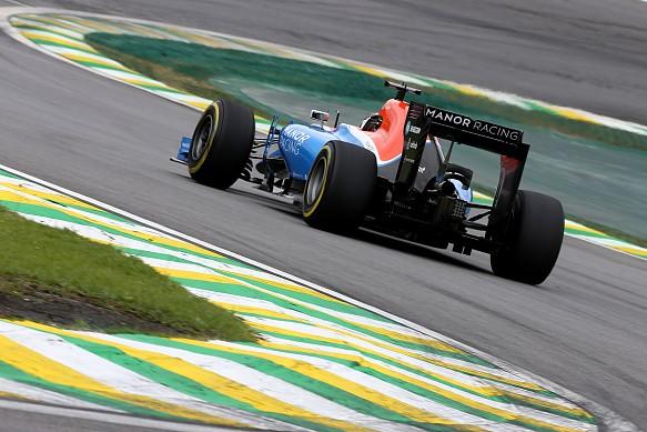 Manor, F1 2016