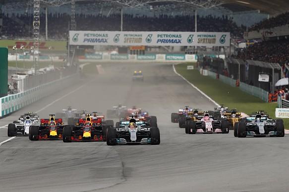 Malaysian GP 2017