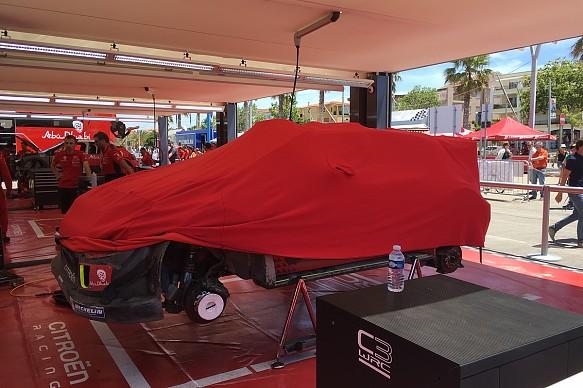 Kris Meeke damage WRC Italy 2017