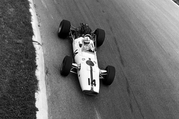 John Surtees Monza 1967
