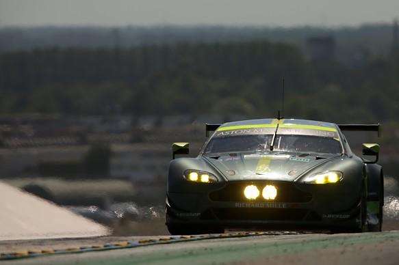 #97 Aston Martin Le Mans 2017