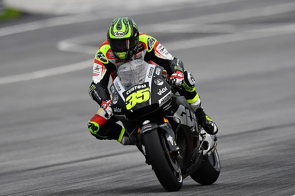 Cal Crutchlow MotoGP testing Sepang 2017