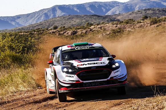 Elfyn Evans, WRC Rally Argentina 2017