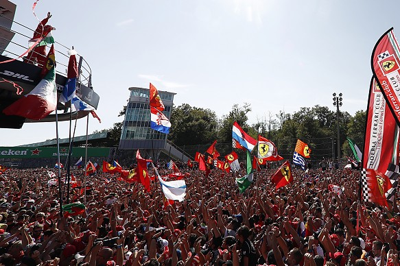 F1 Monza Thomas Cook travel guide