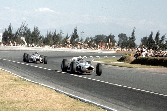Surtees mexico 1964