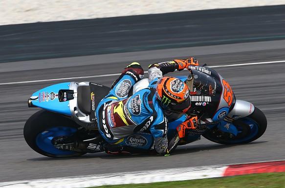 Tito Rabat MotoGP testing 2017