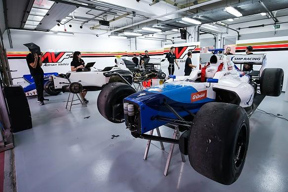 AVF garage