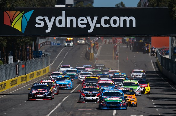 V8 Supercars To Drop Sydney Olympic Park Round After 2016