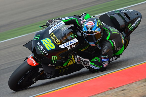 Alex Lowes MotoGP Aragon 2016