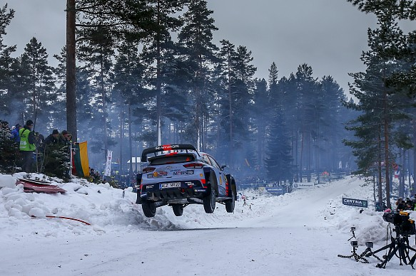 Thierry Neuville, Hyundai, WRC Rally Sweden 2017