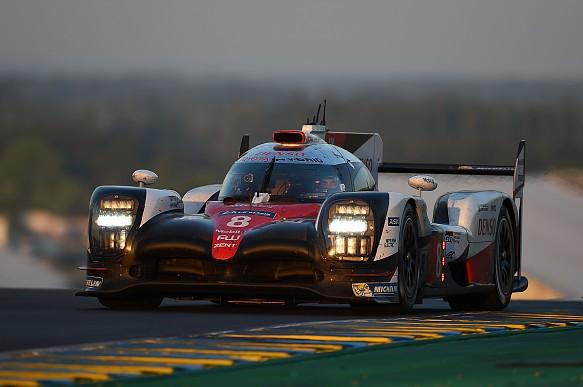 #8 Toyota, Le Mans 2017