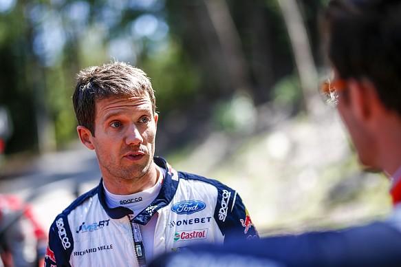 Sebastien Ogier WRC 2017