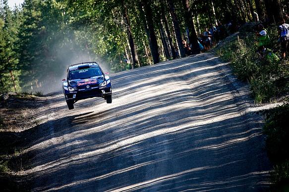 Jari-Matti Latvala, VW, WRC Finland 2016