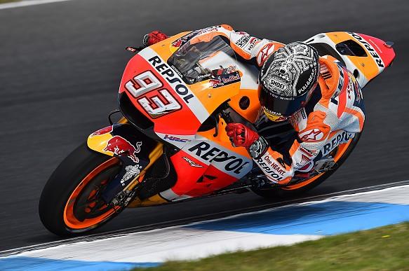 Marquez, Honda, Phillip Island