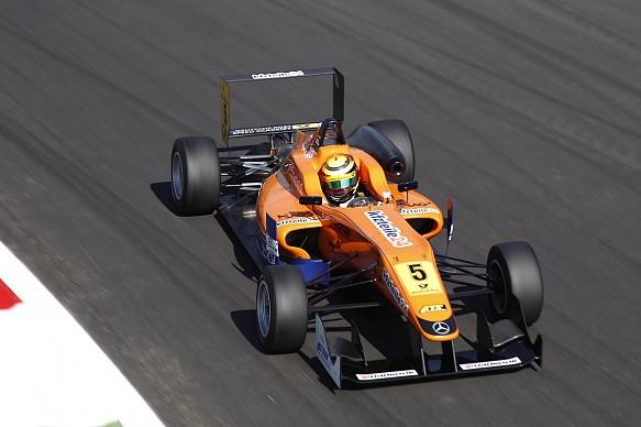 Wehrlein, F3, 2013