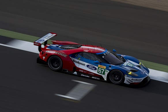 Ford, Silverstone WEC 2017