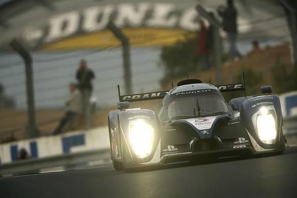 Peugeot Le Mans 2011
