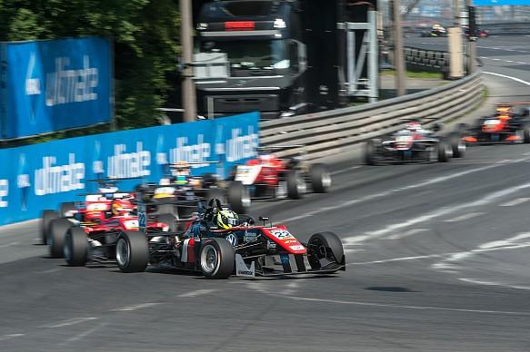 Norisring European F3 2016