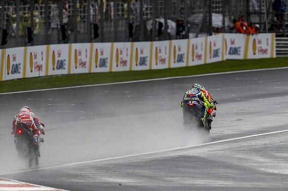 Rossi, Ducatis, Sepang